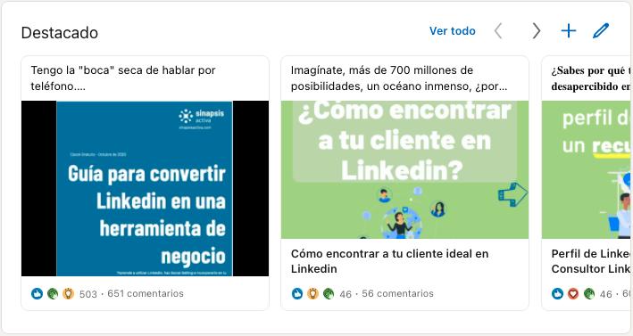 Diseño de tu Perfil de Linkedin
